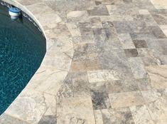 Replacing vs. Repairing a Swimming Pool Deck Painted Pool Deck, Kool Deck, Coping Stone, Deck Repair, Swimming Pool Decks, Concrete Pool, Granite Stone, Beautiful Pools, Fade Color