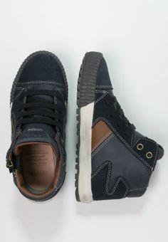 Geox MYTHOS - Sneaker high - navy - Zalando.de