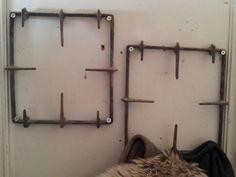 DIY coat hangers Sourdough Bread, Coat Hanger, Hangers, Organic, Diy, Yeast Bread, Coat Tree, Clothes Hanger, Bricolage