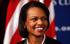 Condoleeza Rice was the first woman to ever serve as the head of the National Security Council. In 2005 Rice became the first African American woman to serve as secretary of state.