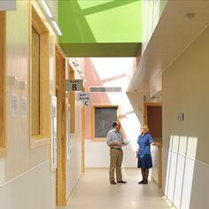 Dyson Centre for Neonatal Care by Feilden Clegg Bradley Studios