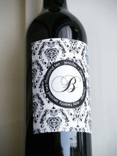 Printable Wine Labels