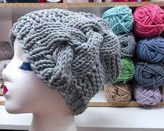 Knitting Patterns Galore - Sunburst Hat