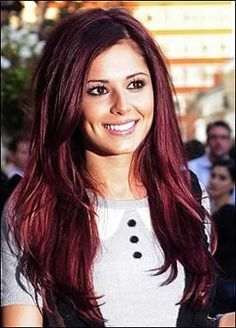 Red highlights and highlights with different shades of blonde rule Summer Hair Colors. Get yours done today! my-style