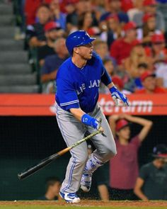 Justin Smoak, Toronto Blue Jays Blue Jay Way, Go Blue, Sports Baseball, Baseball Players, Baseball Cards, Justin Smoak, Basketball Photos, Mlb Teams, Babe Ruth