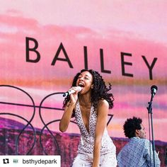 Thank you And thank you to everyone who came to watch me perform! ・・・ The fabulous just mesmerised all of us on the Great Oak Stage. Day 10 - - Barclaycard presents 📷: Bst Hyde Park, Corinne Bailey Rae, India Arie, Female Singers, Street Style, Music, Instagram Posts, Stage, Presents