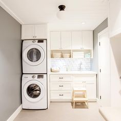 """1,407 Likes, 26 Comments - Love It or List It Vancouver (@loveitorlistitvancouver) on Instagram: """"Nobody LOVES doing laundry. But Katie and Mark's new laundry room does look quite tempting... """""""