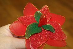 Nylon Stocking Flower Making Tutorials - New Sheer Creations
