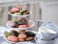 Leilas franska macarons | recept.nu