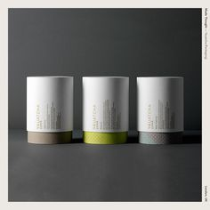 Made Thought — Yauatcha (Packaging) - Lovably