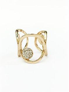 La Bella Donna - Γυναικειο δαχτυλιδι σε χρυσο χρωμα-Κύκλοι Gold Rings, Rose Gold, Jewelry, Fashion, Moda, Jewels, Fashion Styles, Schmuck, Jewerly