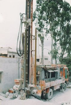 Borewell Drilling in Bangalore