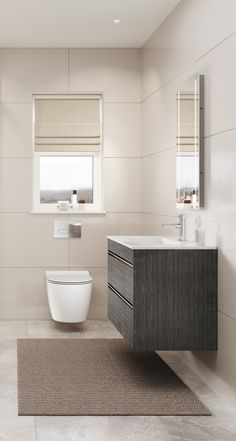 From functional furniture to stylish basins and taps, our Essentials collection offers a high-quality yet affordable bathroom solution. Rustic Bathrooms, Modern Bathroom, Master Bathroom, Luxury Bathroom Vanities, Cloakroom Basin, Bathroom Inspiration, Bathroom Ideas, Amazing Bathrooms, Bathroom Accessories