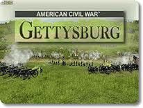 Gettysburg a turning point in the Civil War - 1863.