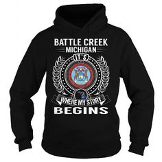 Battle Creek, Michigan Its Where My Story Begins #city #tshirts #Battle Creek #gift #ideas #Popular #Everything #Videos #Shop #Animals #pets #Architecture #Art #Cars #motorcycles #Celebrities #DIY #crafts #Design #Education #Entertainment #Food #drink #Gardening #Geek #Hair #beauty #Health #fitness #History #Holidays #events #Home decor #Humor #Illustrations #posters #Kids #parenting #Men #Outdoors #Photography #Products #Quotes #Science #nature #Sports #Tattoos #Technology #Travel #Weddings…