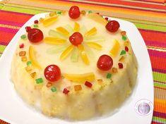 La cassata siciliana è un dolce buonissimo tipico della pasticceria siciliana a base di pan di Spagna, ricotta di pecora, frutta candita e altri ingredienti