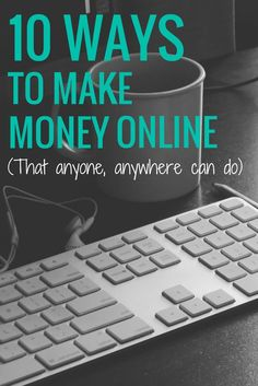 I've actually made extra money with a couple of these. Good ideas :) Making Money, Making Money ideas, Making money online