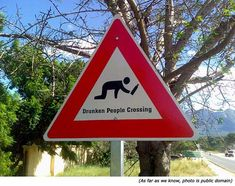 Funny Traffic Signs Treasure: Funny Street Signs Galore