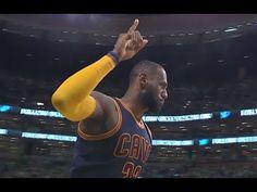 5958ec02ad2d43 LeBron s 3-Pointer Propels Him Past Michael Jordan on All-Time Playoff  Scoring List