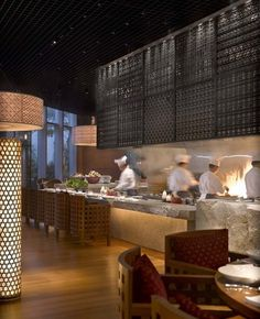 mezza9 Macau Restaurant - Sunday Lunch and Asian Cuisine at at Grant Hyatt Macau