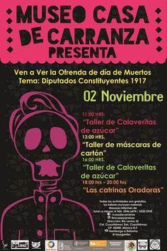 Día de Muertos: Afiches para utilizar en clase.