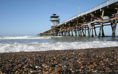 In California, few places are such hotbeds for both surfing and ghost encounters as San Clemente.