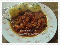 Restaurante La Taguara - Santa Ursula  #food #comida #tapas #guachinches #gastronomia #ricorico #hikingtenerife #tenerifesenderos