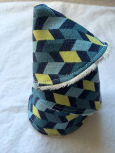 Geometric Baby PeePee TeePee Set Wee Wee Wigwams by DwellDarling