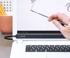 The AirBar: Get Touch on Any PC - CoolShitiBuy.com