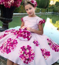 Выкройка платья для девочки — Шкатулка