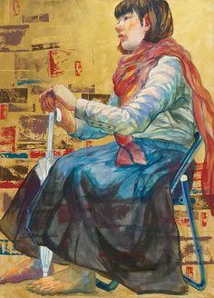 美術への確実な一歩に|新宿美術学院|芸大・美大受験総合予備校|2016年度 入試再現作品・合格者作品・優秀作品/日本画科