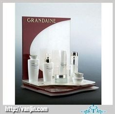 http://www.vanjin.com/product/2707/Functional-Square-Skillful-Acrylic-Cosmetic-Display-Stand.html