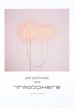 Joy Division - Atmosphere. Peter Saville.                                                                                                                                                                                 More