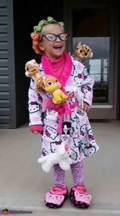 The Crazy Cat Lady - 2016 Halloween Costume Contest