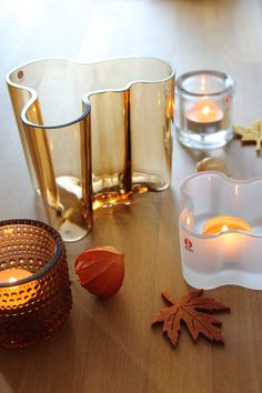 My iittala fall 2015 (Ginger-Bee)