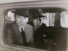 Bogie and George Raft.......