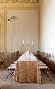 Evento en Castillo de Belmonte Catering Boyma. Silla plegable de Fusta i Ferro  http://fustaiferro.wordpress.com/