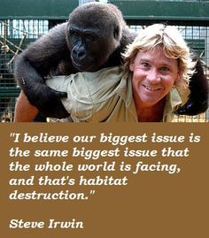 Steve Irwin.... gone far too soon