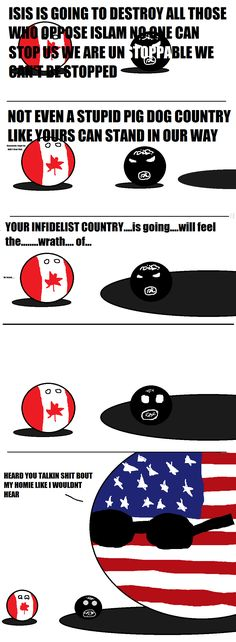 "We protect our hat. Polandball comic.""beyotch what chu say bout my hat?"""