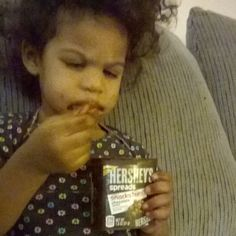 SNACK TIME.....CHOCOLATE