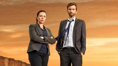 Broadchurch looks at how the murder of a boy — Danny Price — affects a small, market town in Dorset when it suddenly becomes the focus of a major event and is subjected to the full glare of the media spotlight. Starring David Tennant as DI Alec Hardy and Olivia Colman as DS Ellie Miller.