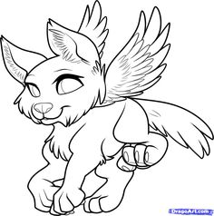 How To Draw A Flying Wolf Flying Wolf Step 11 1 000000067057 5 Jpg 1111 1122 Animal Templates Animal Coloring Pages Drawings