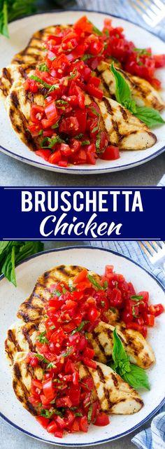 Bruschetta+Chicken+Recipe+|+Grilled+Chicken+Recipe+|+Chicken+Bruschetta+|+Bruschetta+Recipe