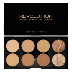 Makeup Revolution All About Bronze Palette, £6
