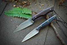 citywharnie & city knife - Kuma knives