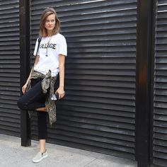 Jac, great street style.