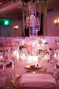 Photography: Craig Photography - craig-photography.com  Read More: http://www.stylemepretty.com/2014/07/03/beautiful-ballroom-wedding-at-omni-willam-penn-hotel/