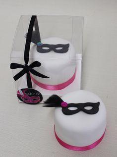Carnival Minicakes Souvenirs  Violeta Glace