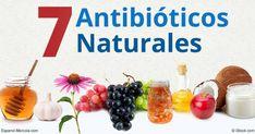 Los efectos que tienen los antibióticos en nuestros cuerpos se ha convertido en una carga de salud pública, pero hay opciones naturales.