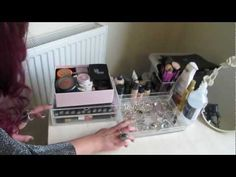 ❥ Make-up Collection & Storage!